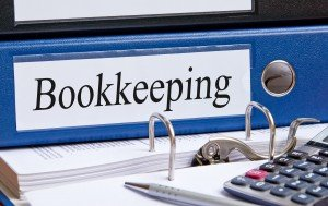 We have complete bookkeeping services